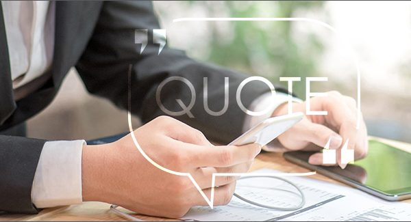 Quote Banner