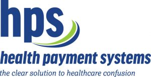 Health Payment Systems logo with tagline the clear solution to healthcare confusion