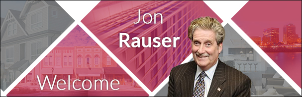 Welcome Jon Rauser banner