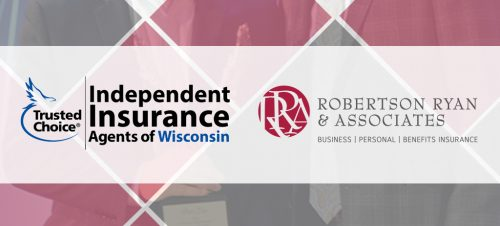 Independent Insurance Agents of Wisconsin and Robertson Ryan & Associates logo