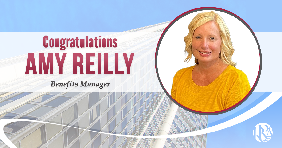 Amy Reilly - Benefits Manager